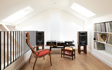 maida vale, little venice, W9, westminster, renovation, refurbishment interior, structural, stairs